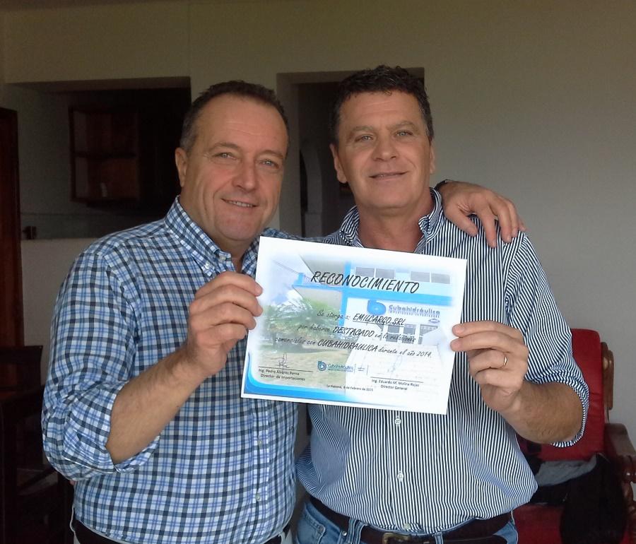 Partnership Cubahidraulica